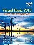 Visual Basic 2012 How to Program (6th...