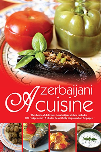 Ali and nino on marketplace for Azerbaijani cuisine