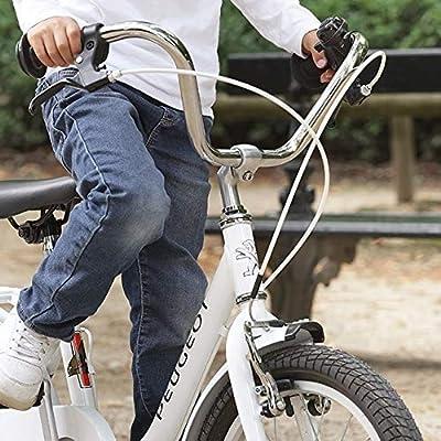 Bicicleta de niño LJ 16: Amazon.es: Deportes y aire libre