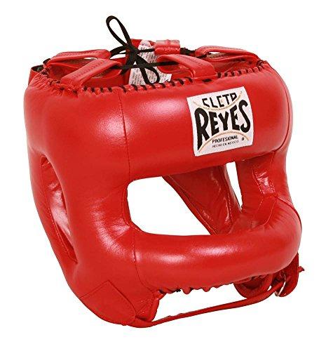 Cleto Reyes Cheek Protection Headgear B00C7FD508 レッド