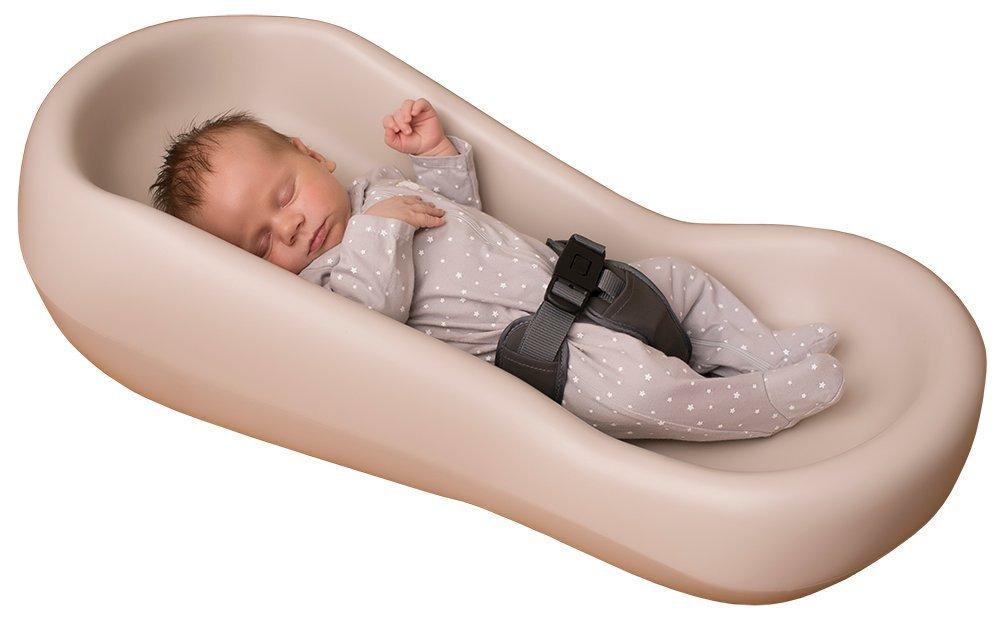 Soft Snoozer Baby Lounger, Vanilla