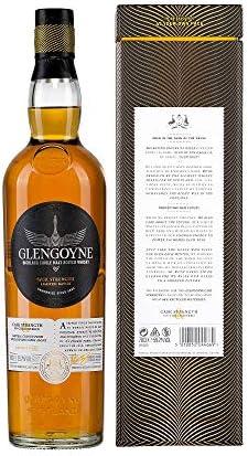 GLENGOYNE Highland Single Malt Scotch Whisky CASK STRENGTH 59,2% - 700ml in Giftbox