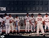 Johnny Pesky Boston Red Sox Signed Ted Williams Day 8x10 Nomar Garciaparra