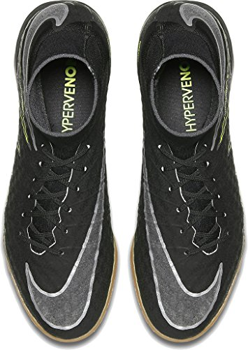 Black Calcio Black Scarpe gum Uomo Hypervenomx Light da Brown Proximo Nike Black IC volt wf8W0