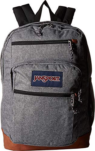 JanSport Cool Student Grey Letterman Poly One Size