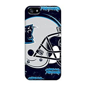 New Arrival Premium 5/5s Case Cover For Iphone (carolina Panthers)