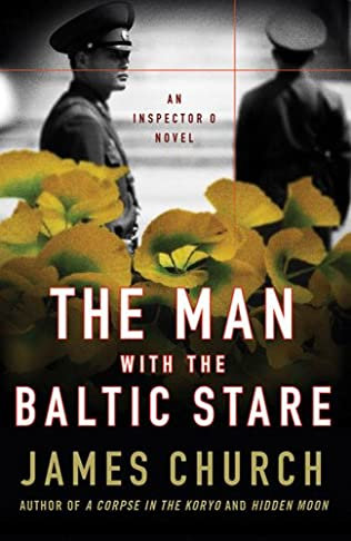 book cover of The Man with the Baltic Stare