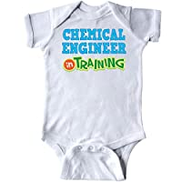 Inktastic Unisex Baby Chemical Engineer in Training Infant Creeper 12 Months ...