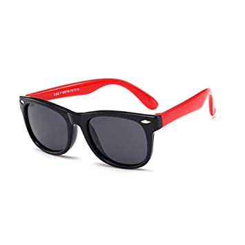 CCGSDJ Gafas De Sol Polarizadas para Niños Niños Niñas Bebé ...