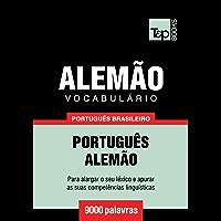 Vocabulário Português Brasileiro-Alemão - 9000 palavras