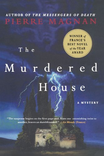 Book cover for The Murdered House