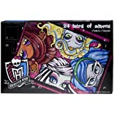 Mattel 9261720 - Monster High Kosmetik Adventskalender