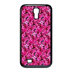 Vintage Floral Pattern For Samsung Galaxy S4 I9500 Phone Cases NDG634939