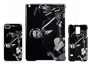 Johnny Cash guitar iPad AIR Cubierta de la cáscara caso tableta