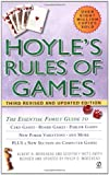 img - for Hoyle's Rules of Games: The Essential Family Guide to Card Games, Board Games, Parlor Games, New Poker Variations, and More book / textbook / text book