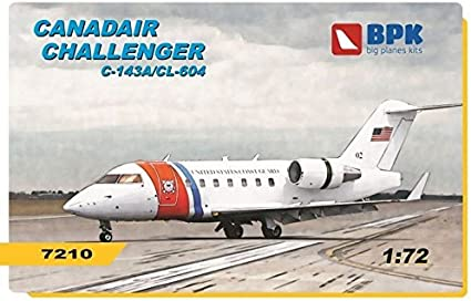 1//72 BPK Challenger C-143A//CL 604