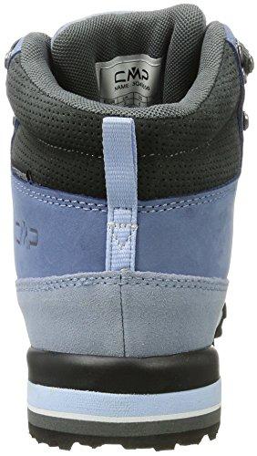 CMPHeka WP - Scarpe da Trekking e da Passeggiata Donna Turchese (Azzurro)