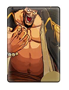 AdrianMichelleCole Perfect Tpu Case For Ipad Air/ Anti-scratch Protector Case (one Piece Anime Monkey D Luffy Blackbeard)