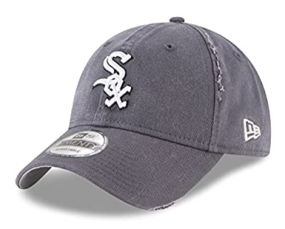 """Chicago White Sox New Era 9Twenty MLB """"Rip Right"""" Adjustable Hat by New Era"""