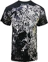 Konflic Triple Fleur De Lis T-Shirt (Black) #29
