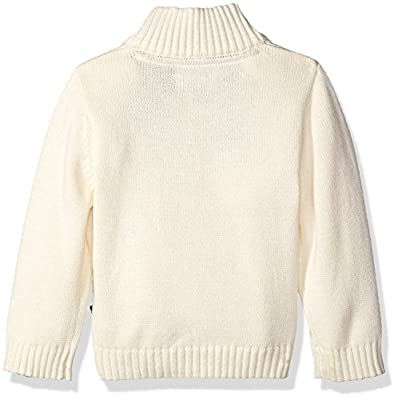 Nautica Baby Boys' Quarter Zip Neck 'Good Harbor' Striped Sweater by Nautica Children's Apparel that we recomend personally.