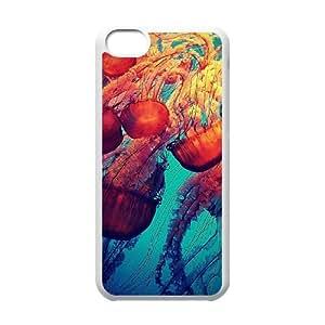 C-U-N5083018 Phone Back Case Customized Art Print Design Hard Shell Protection Iphone 5C