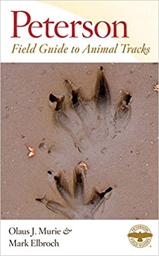 Third Edition Peterson Field Guide to Animal Tracks