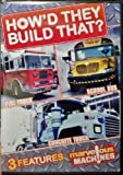 How'd They Build That? Fire Truck / School Bus / Concrete Truck by Echo Bridge Home Entertainment