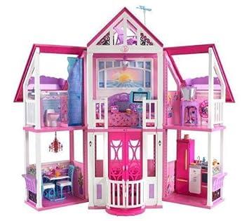 Amazon Es Mattel Barbie La Casa De Mis Suenos Juguetes Y Juegos