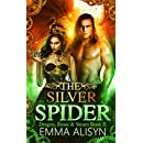 The Silver Spider: A Dragon Shifter Urban Fantasy Steampunk Romance (Dragon, Stone & Steam Book 2)