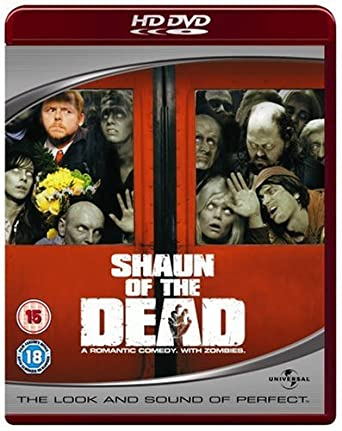 51%2BK1JeAaSL._SX342_ shaun of the dead [hd dvd] amazon co uk simon pegg, kate Shaun of the Dead Meme at cos-gaming.co