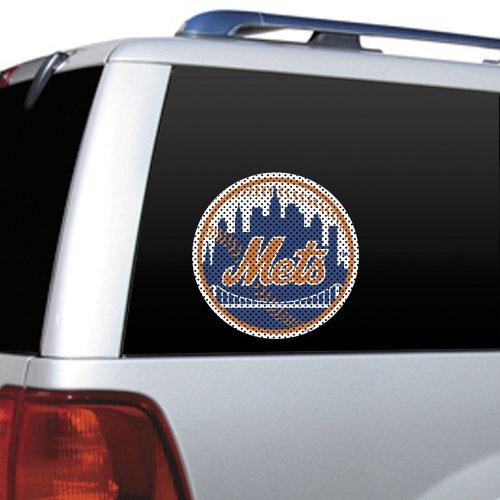 - MLB New York Mets Die Cut Window Film
