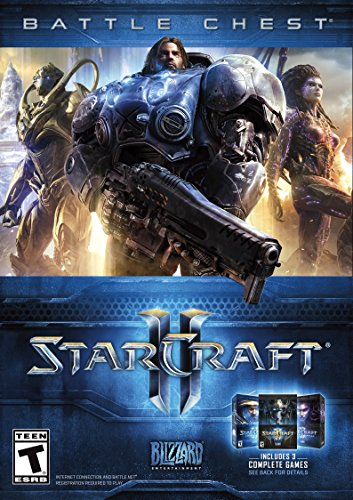 Starcraft II Battle Chest PC Standard product image