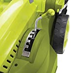 Sun Joe MJ402E Mow Joe 16-Inch 12-Amp Electric Lawn Mower + Mulcher 9 Maintenance free - No gas, oil or tune-ups Best use: small to mid-sized lawns. Cutting Heights include : 3.3, 2.9, 2.5, 2, 1.6, and 1.2 Inches Detachable grass catcher for easy disposal