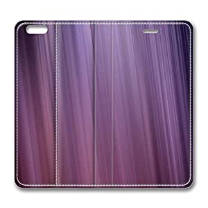 iPhone 6 Plus 5.5inch Leather Case, Aero Colorful Purple 12 Luxury Protective Slim Fit Skin Cover For Iphone 6 Plus [Stand Feature] Flip Leather Case Cover for New iPhone 6 Plus