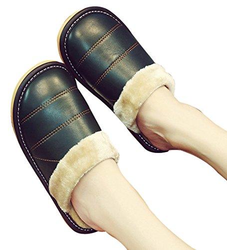 Pantofole Da Donna Calde Di Cattior Calde Pantofole Verdi Da Esterno