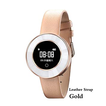 ZCPWJS Pulsera Inteligente X6 Smart Watch Women IP68 ...