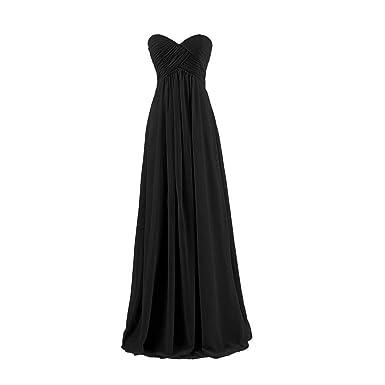 9c3f77c7d2f0 Pro-BikeUS Bandeau Bridesmaid Evening Dress Party Wedding Long Dress Prom  Dress for Women (