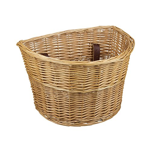 Electra Wicker Bicycle Basket with Straps (Colors May (Electra Colours)