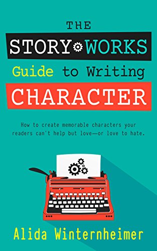 Story Works Writing Character love ebook product image