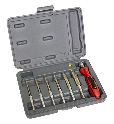 Lisle 72300 LED Quick Change Deutsch Terminal Tool Set