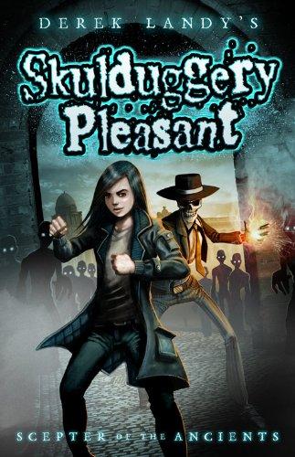Skulduggery Pleasant (Skulduggery Pleasant series Book 1)
