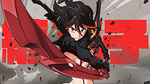 Kill La Kill Anime Poster