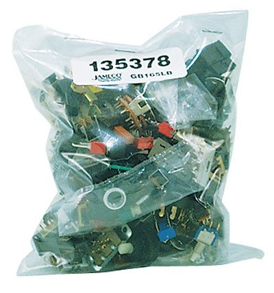 Toggle Bag (Jameco Valuepro GB165LB Push Button Rocker Slide Toggle and Slide Switch Grab Bag)