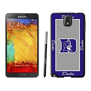 Hot Sell Samsung Galaxy Note 3 Case Ncaa ACC Atlantic Coast Conference Duke Blue Devils 03 Special Protective Cases