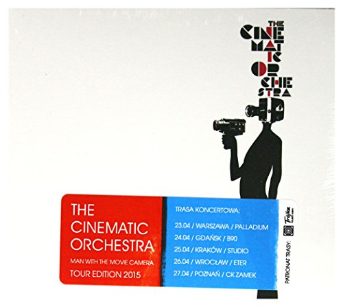 Submotion Orchestra / Cinematic Orchestra: Man With A Movie Camera (digipack) [CD]