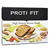Proti Fit High Protein Brown Bread Ideal Protein Compatible