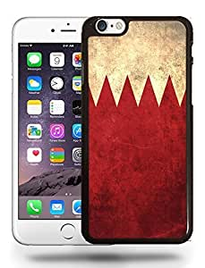 Bahrain National Vintage Flag Phone Case Cover Designs for iPhone 6 Plus