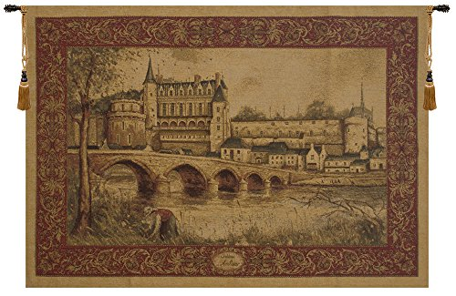 Chateau d'Amboise Tapestry Wall Art