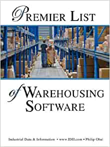 premier list of warehousing software and warehouse management systems philip obal. Black Bedroom Furniture Sets. Home Design Ideas